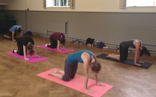 pilates north east