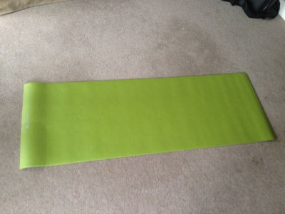 What you want from a Pilates Mat